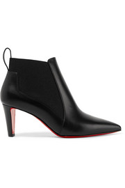 Christian Louboutin Verafusa 70 leather ankle boots
