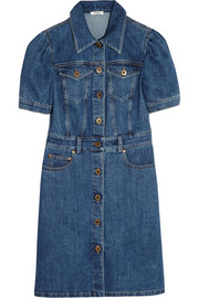 Miu Miu Denim mini dress