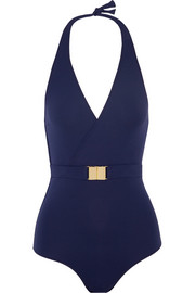 Dominica halterneck swimsuit