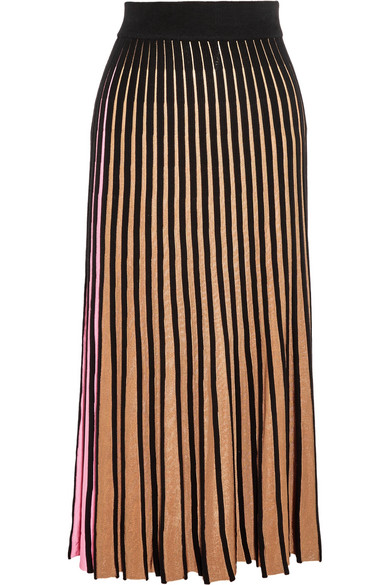 26614d1e71 KENZO   Ribbed-knit skirt   NET-A-PORTER.COM