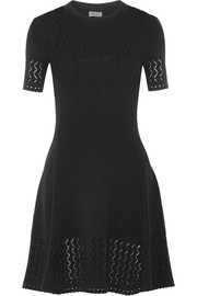 KENZO Pointelle-knit dress