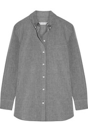 Equipment Margaux cotton-chambray shirt