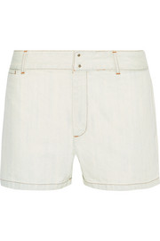 A.P.C. Atelier de Production et de Création Mini denim shorts