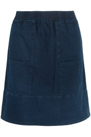 Stacy denim mini skirt