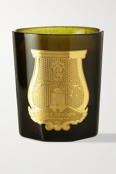 Cire Trudon - Spiritus Sancti Scented Candle, 270g - Dark green