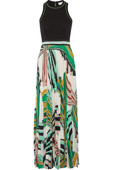 100% Guaranteed Cheap Price Emilio Pucci Woman Stretch-ponte Dress Turquoise Size 44 Emilio Pucci Clearance Online liWvbUe7eO