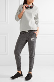 NikeLab Essentials French stretch-cotton terry sweatshirt