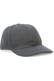 Camp cotton-twill baseball cap