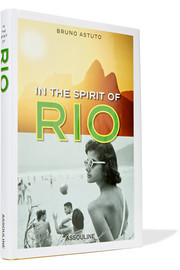 In The Spirit Of Rio by Bruno Astuto hardcover book