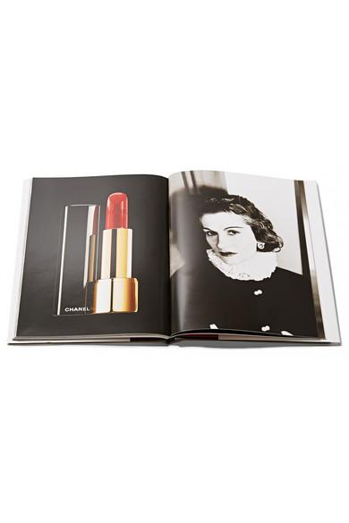 Assouline Coffret De Trois Livres Cartonnes Chanel Net