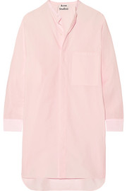 Acne Studios Siva cotton-poplin shirt dress