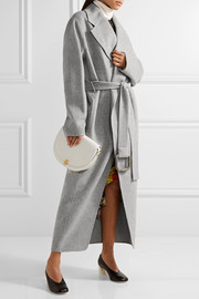Lova oversized wool and cashmere-blend coat