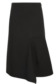 Acne Studios Peril Matt piqué skirt