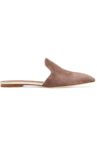 cheap footlocker pictures Malone Souliers Marianne slippers buy cheap buy 2014 cheap sale wiki online excellent online sO1TWPTw
