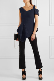 Asymmetric stretch-cady top