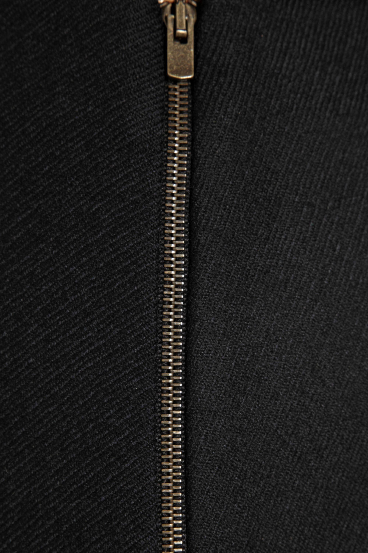 Stella McCartney A-line twill mini skirt