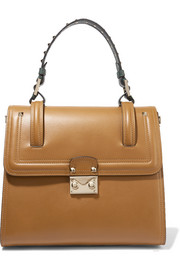 Valentino Cabana studded leather tote