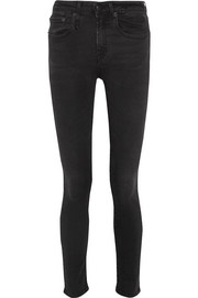 R13 Jenny mid-rise skinny jeans