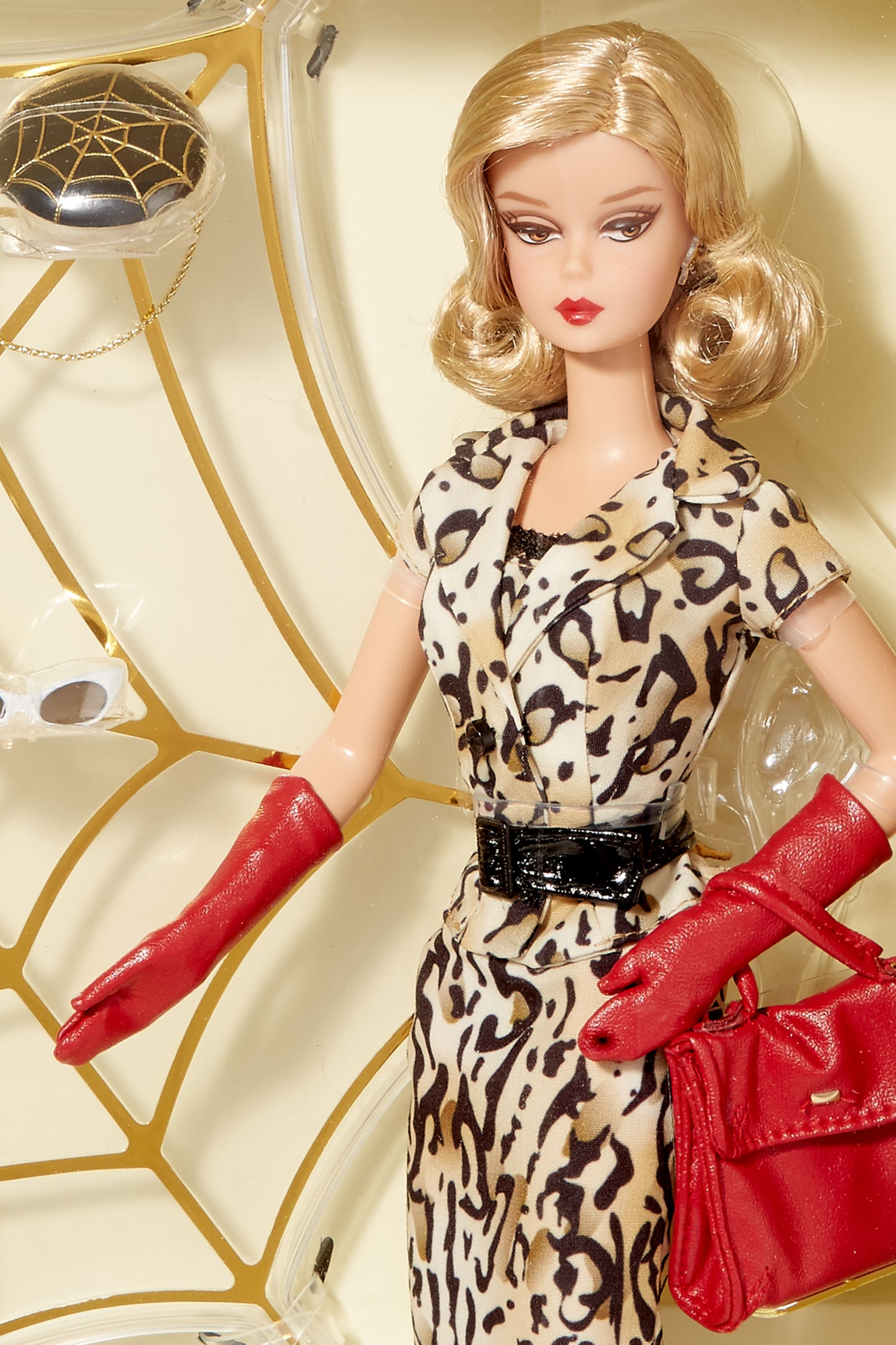 Charlotte Olympia + Barbie ® Collection doll