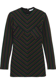 J.W.Anderson Striped cotton-jersey top