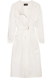 Ivo linen trench coat