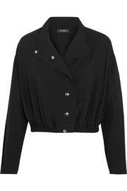 Isabel Marant Lynton wool-blend crepe jacket