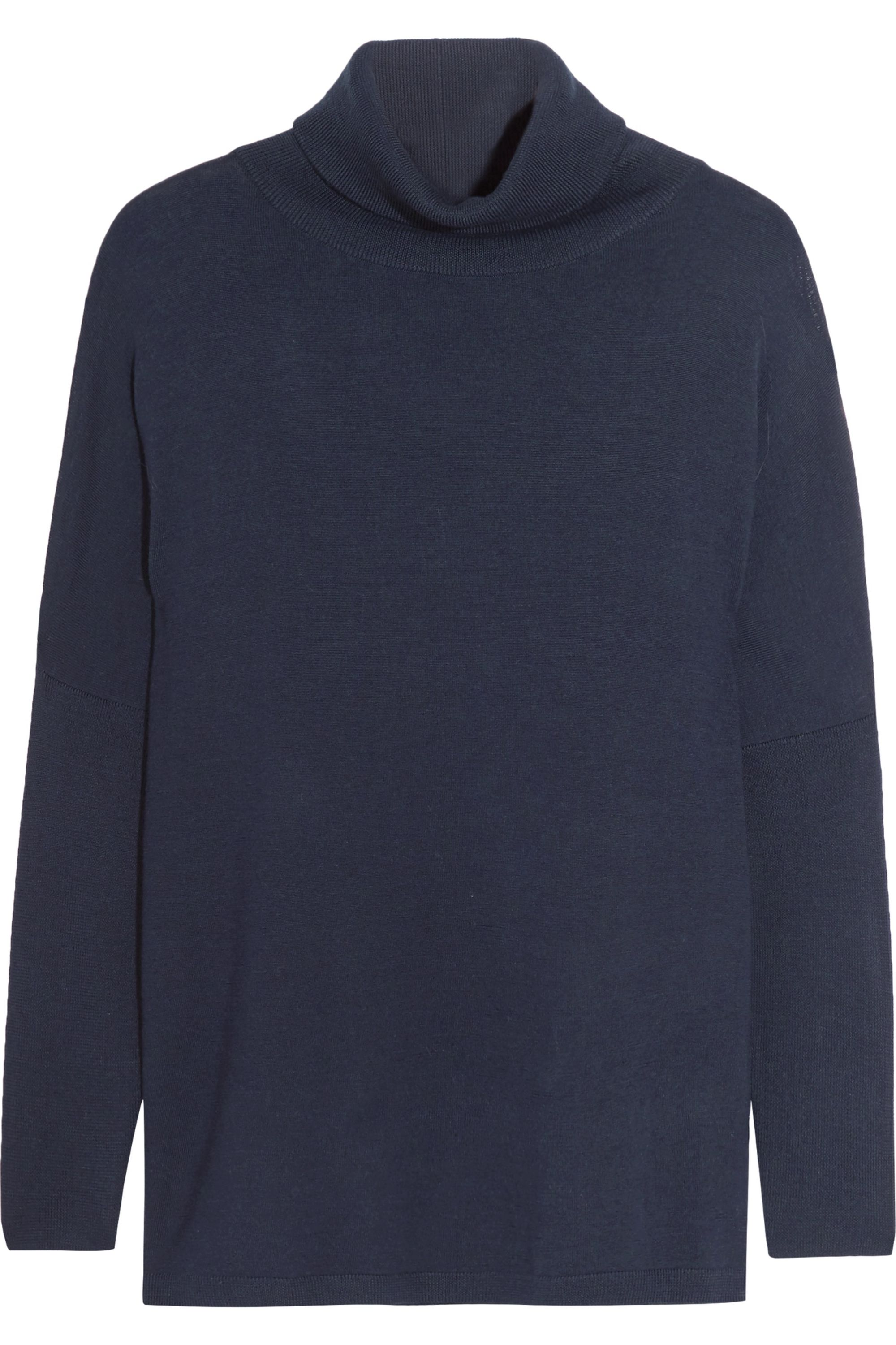 Allude Wool turtleneck sweater