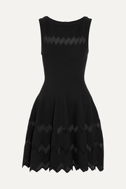 Alaïa Knitted mini dress