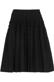 Alaïa Stretch-knit skirt