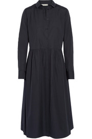 Vince Cotton-poplin shirt dress