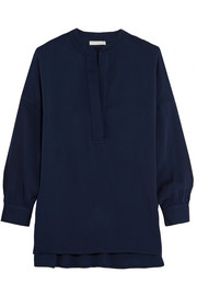 Vince Stretch-silk blouse