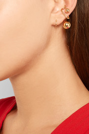 Maria Black Orion gold-plated ear cuff