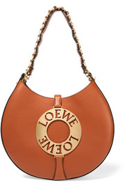 Loewe Joyce embellished leather shoulder bag