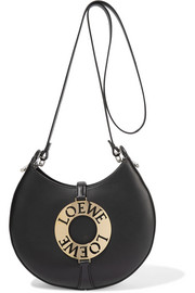 Joyce small embellished leather shoulder bag