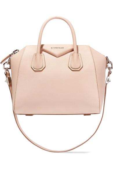 99617c09a3 Givenchy. Antigona small textured-leather shoulder bag