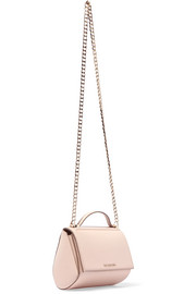 Givenchy Pandora mini textured-leather shoulder bag