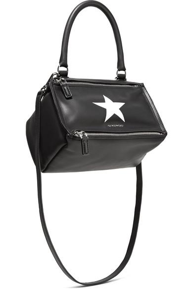 e78b5be4e7 Givenchy. Pandora small printed leather shoulder bag
