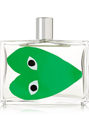 Play Green Eau de Toilette - Mint & Lime, 100ml