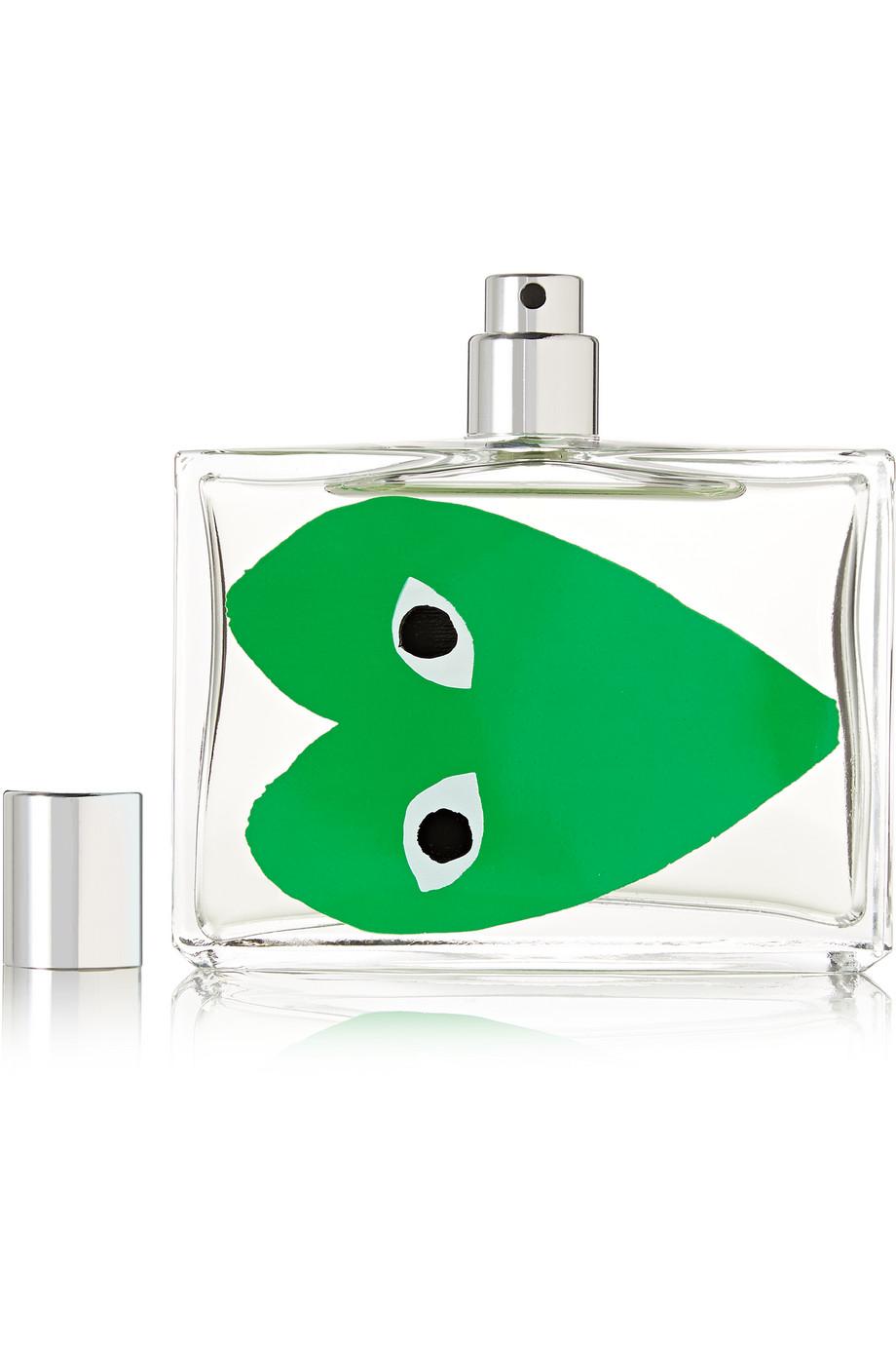 Comme des Garcons Parfums Play Green Eau de Toilette - Mint & Lime, 100ml