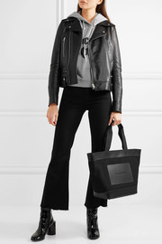 Alexander Wang Leather and canvas tote