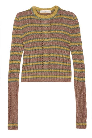 logo print sweatshirt - Metallic Philosophy di Lorenzo Serafini Discount Browse Shop Offer For Sale XNSv3uVxJQ