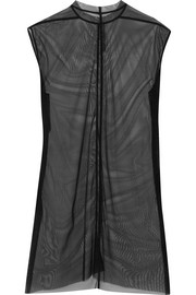 Rick Owens Stretch-mesh top