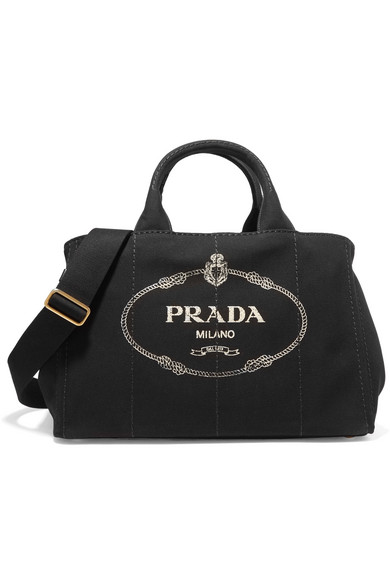6868f571c53b Prada. Giardiniera large printed canvas tote.  920. Zoom In