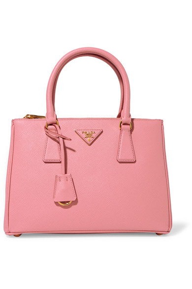 bcfec98d1c0a Prada | Galleria medium textured-leather tote | NET-A-PORTER.COM