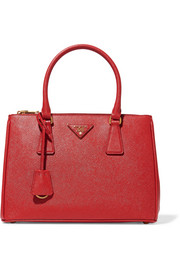 Prada Galleria medium textured-leather tote