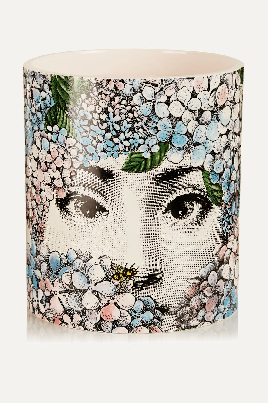 Fornasetti Ortensia Rose, Iris and Orange Blossom scented candle, 1.9kg