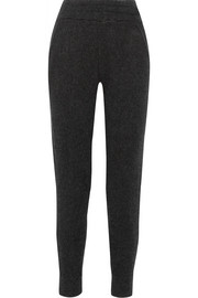 The Elder Statesman Cashmere track pants