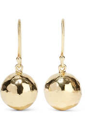 Glamazon® 18-karat gold earrings