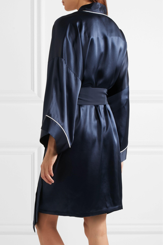 Olivia von Halle Mimi 丝缎睡袍