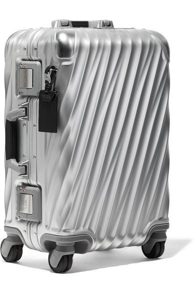 Tumi International Carry-On Koffer aus Aluminium